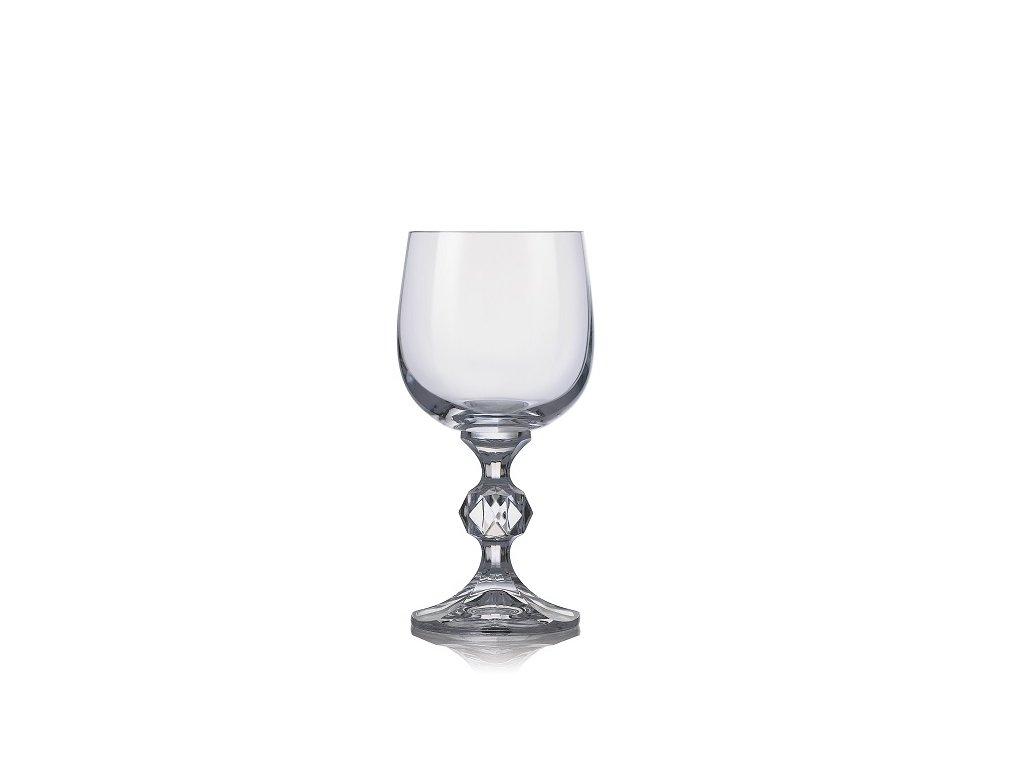 Crystalex Sklenice na víno CLAUDIA 190 ml