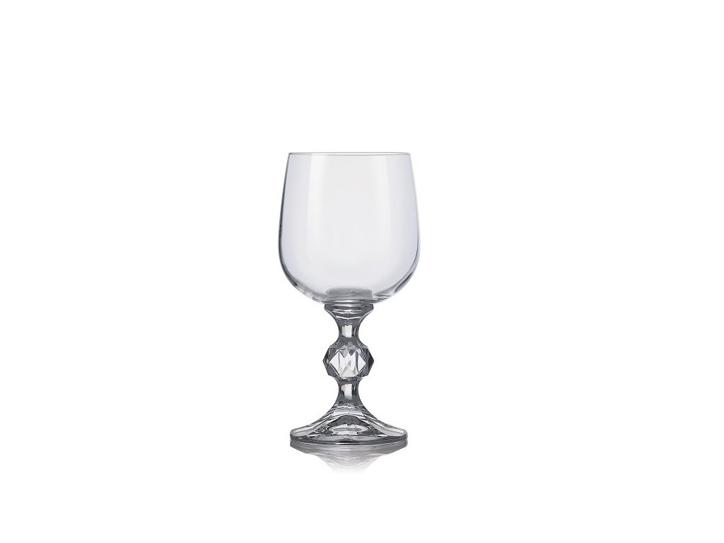 Crystalex Sklenice na víno CLAUDIA 230 ml