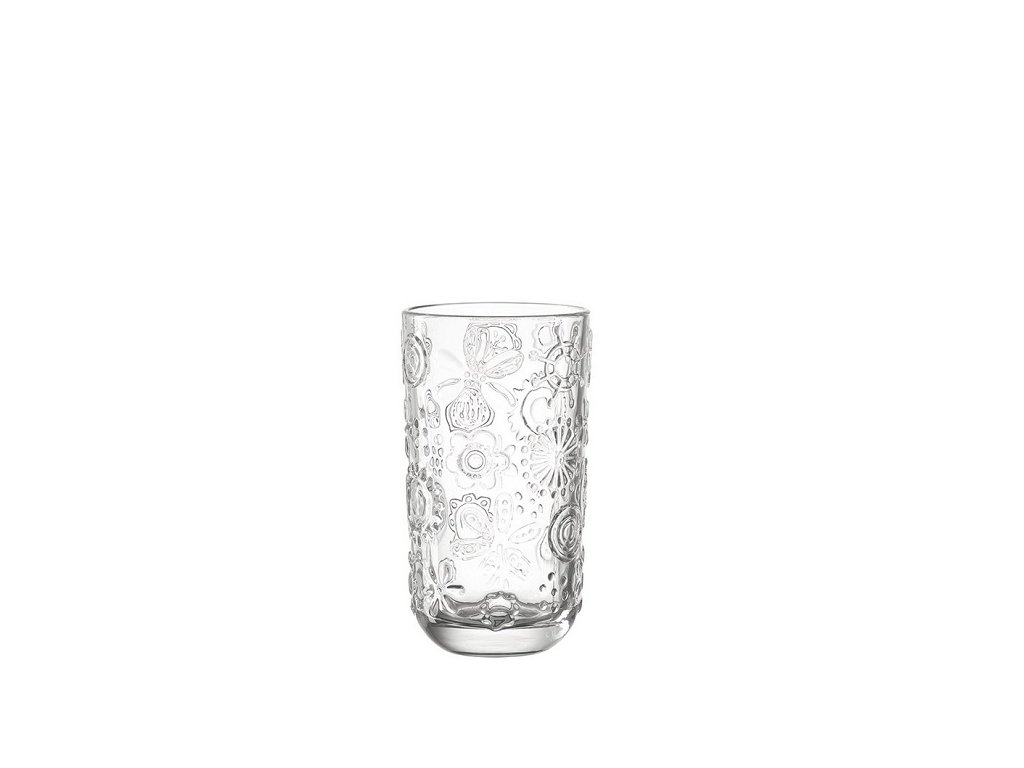 Leonardo Sklenice na long drink Fiorita 370 ml