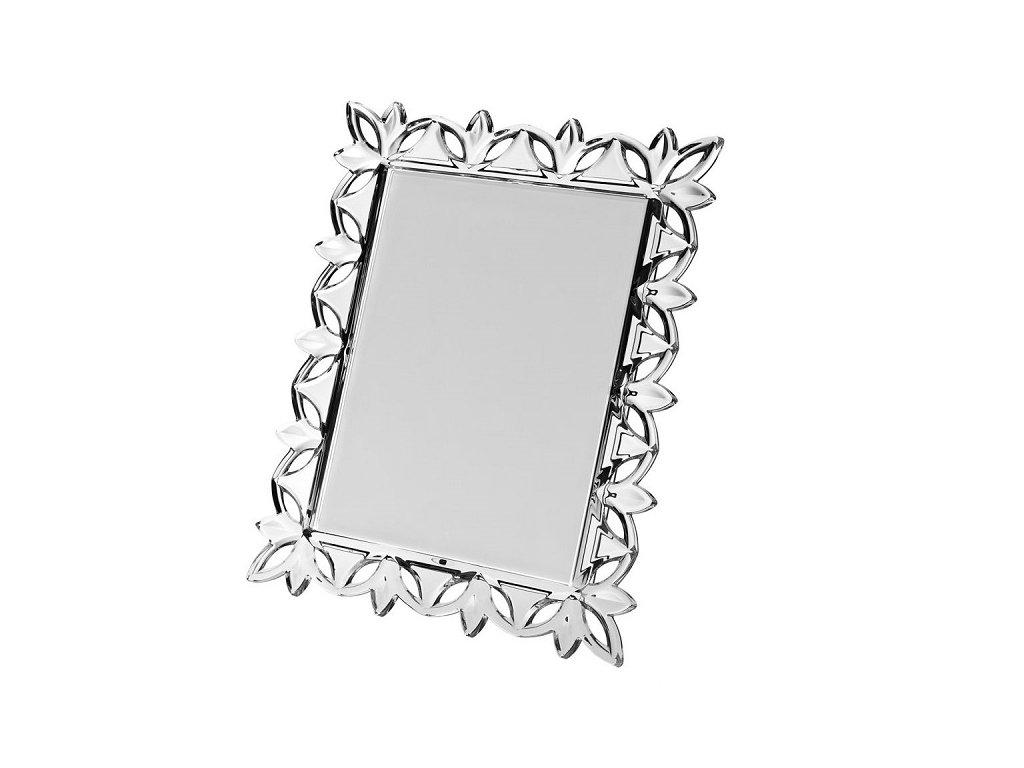 Skleněný fotorám Pierced Crystal Bohemia
