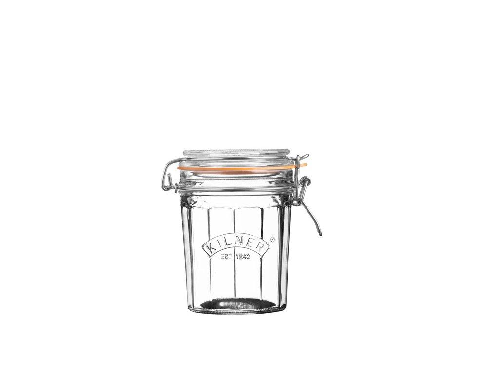 Zavařovací sklenice Kilner s klipovým uzávěrem 0,45 l