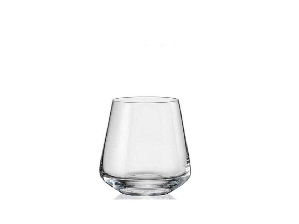 crystalex sklenice na rum a whisky sandra 400 ml