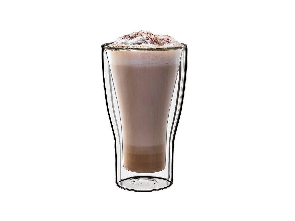 Luigi Bormioli termo sklenice na Latté 340 ml, 2 ks