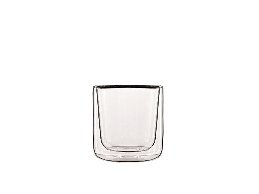 Luigi bormioli sklenice cilindical
