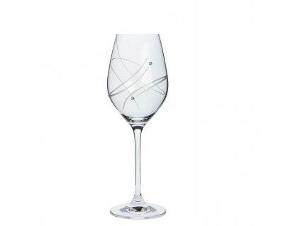 Sklenice na víno Celebration Swarovski 360 ml 27181