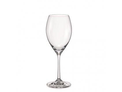 Crystalex sklenice na víno Sophia 390 ml
