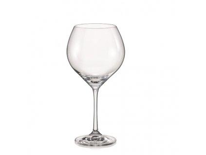 Crystalex sklenice na víno Sophia 650 ml