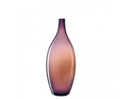 Leonardo fialová váza Lucente 32 cm