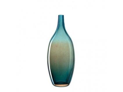 Leonardo tyrkysová váza Lucente 32 cm