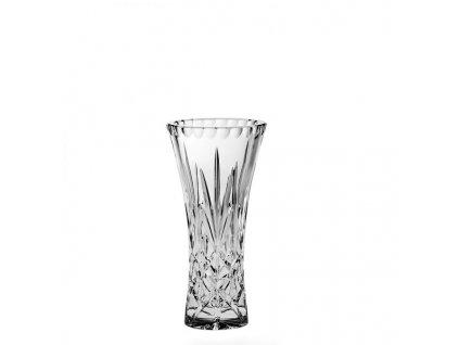 skleněná váza christie 205 mm crystal bohemia