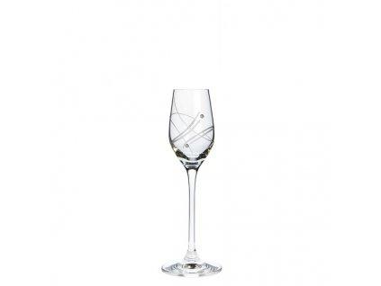 Sklenice na víno Celebration Swarovski 95 ml 27181