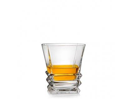 Bohemia Jihlava sklenice na whisky Rocky 310 ml