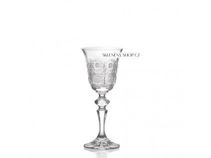 Aurum Crystal Broušená sklenička na likér LAURA 60 ml