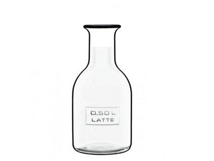 Luigi Bormioli skleněná láhev OPTIMA LATTE 0,5 l