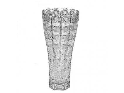Broušená váza Victoria 500k 300 mm