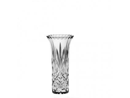 skleněná váza christie II 205 mm crystal bohemia