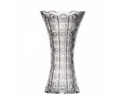 crystal bohemia brousena vaza 255 500pk