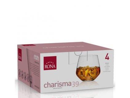 Rona sklenice na whisky CHARISMA 390 ml
