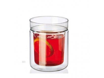 sklenice dvoustenna simax twin 200 ml
