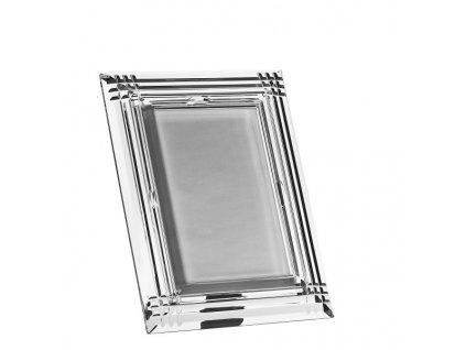 skleněný fotorámeček regular crystal bohemia