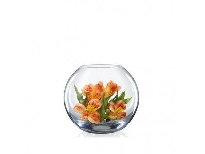 Crystalex Skleněná váza KOULE 175 mm