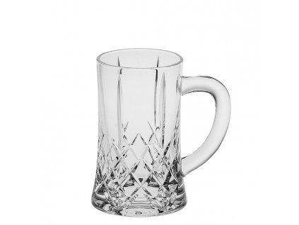 Crystal Bohemia Luxusní pivní půllitr Brixon