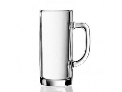 Hrastnik Pivní půllitr BERNA hladký 0,5 l