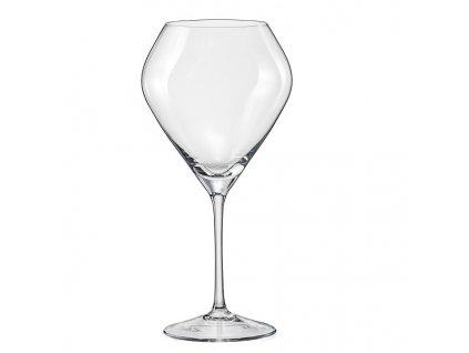 Crystalex Sklenice na víno Bravo 620 ml