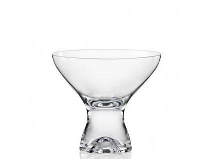 crystalex samba pohár na zmrzlinu