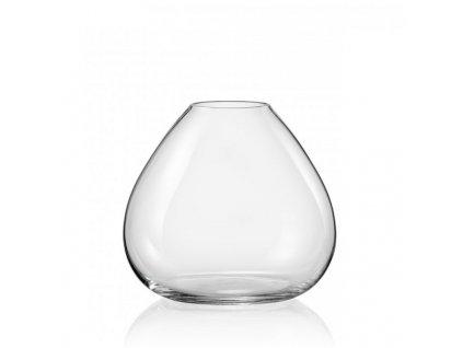 Crystalex Skleněná váza 185 mm