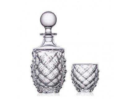 Aurum Crystal Morris whisky set (1+6)
