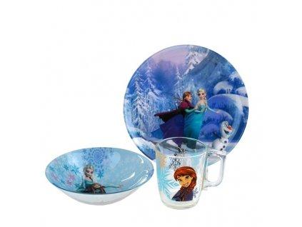 dětská jídelní souprava Frozen