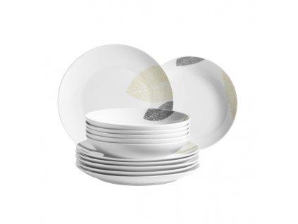 Jona jídelní souprava talířů 12 d