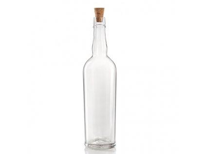 Skleněná láhev na alkohol Porto 0,7 l