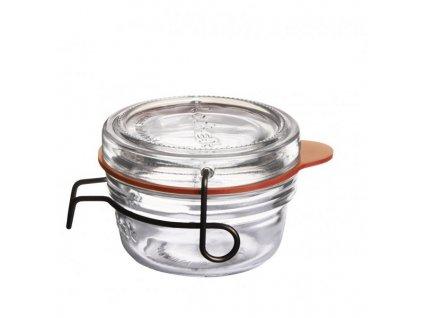Luigi Bormioli zavařovací sklenice Lock - Eat 80 ml