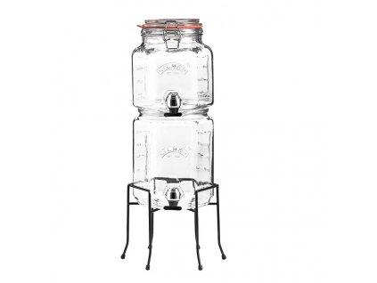 Kilner dvoudílný stohovatelný zásobník na nápoje