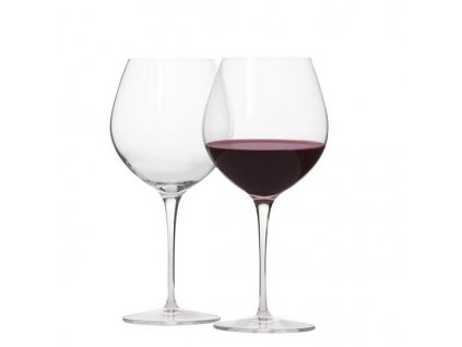 Luigi Bormioli Sklenice na víno Wine Style Smooth Reds 660 ml