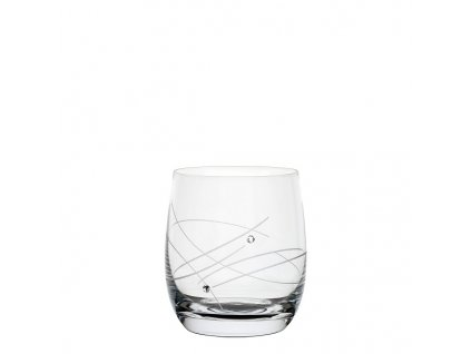 Sklenice na whisky Swarovski Globo modern 27181