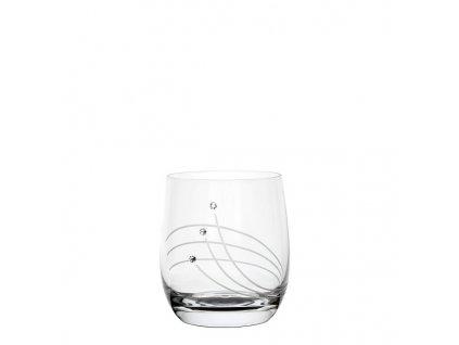 Sklenice na whisky Swarovski globo classic 30538