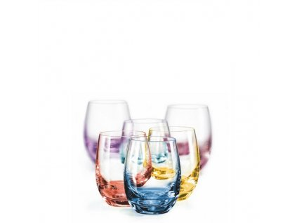 Crystalex Spektrum sklenice 60ml