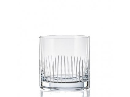 Crystalex whisky Matte Lines 280 ml