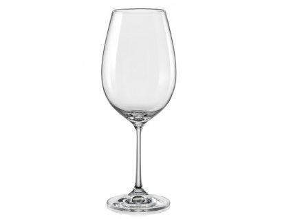 crystalex sklenice na víno viola 550 ml