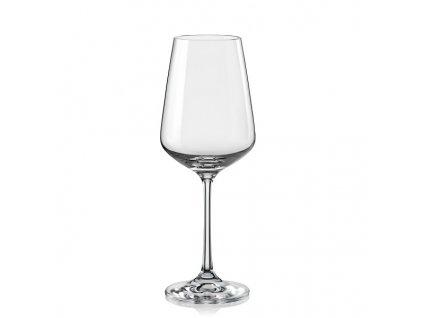 crystalex sklenice na bílé víno sandra 250 ml
