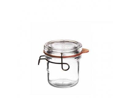 Luigi Bormioli zavařovací sklenice Lock - Eat 200 ml