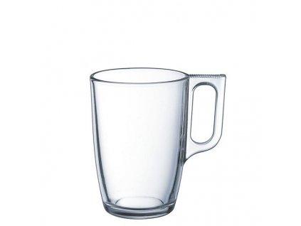 luminarc skleneny hrnek na caj kavu nuevo 320 ml