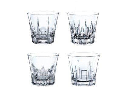 nachtmann sklenice na whisky vzorovana classix dof