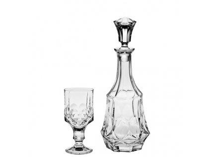 crystal bohemia soho set na vino