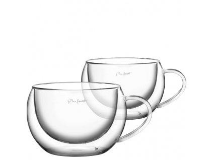 Lamart Hrnky na cappuccino 270 ml 2 ks
