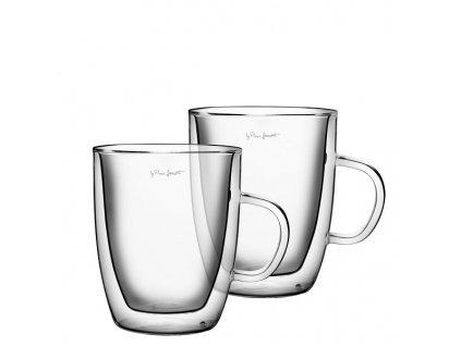 Lamart Termo hrnky na čaj 420 ml