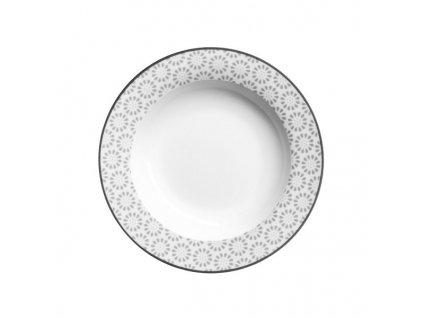 hluboký talíř ornate 21,5cm